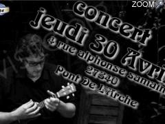 "picture of Concert JEUDI 30 AVRIL "" TYSRAN """