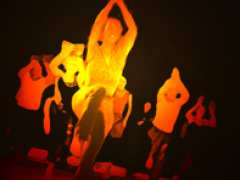 фотография de stage étirements, relaxation, massages