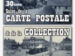 фотография de 30° salon CARTE POSTALE & de la COLLECTION