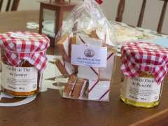 фотография de DEGUSTATION DE GELEE EARL GREY AU SALON DE THE