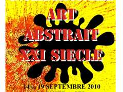фотография de Biennale internationale d'art abstrait du XXI siècle