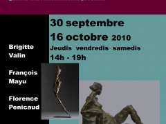 photo de exposition sculptures