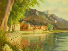 фотография de paysages normands