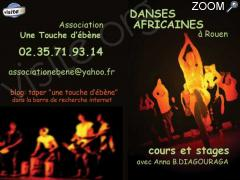 photo de Stage de danses africaines