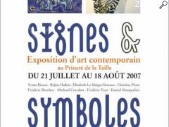 picture of Signes & Symboles - Exposition d'art contemporain