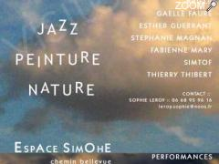 picture of Week end Peinture, Jazz, Nature