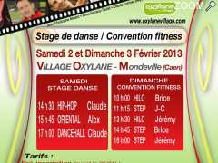 picture of Convention Fitness – Dimanche 3 Février 2013