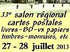 photo de Littry - 27/28 juillet - 33° salon cartes postales & collections