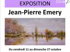 photo de Exposition Jean-Pierre Emery