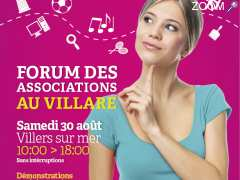 photo de Forum des associations 2014