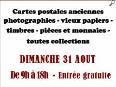 photo de Bourse de collections 2014