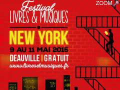 picture of Festival Livres & Musiques : Deauville on the road again
