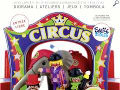 photo de Playmobil® fait son cirque à Villers-sur-Mer
