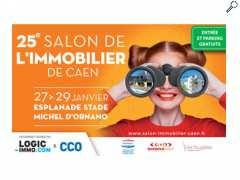 photo de 25ème Salon de l'Immobilier de Caen