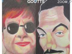 photo de Exposition dessin : Pierre Goutte