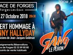 photo de Gang Le Péron - Concert hommage à Johnny Hallyday