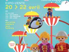 picture of Exposition Playmobil, l'aventure miniature